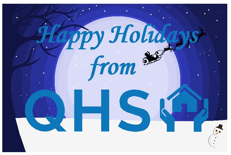 Happy Holidays from QHS